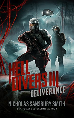 Hell Divers cover