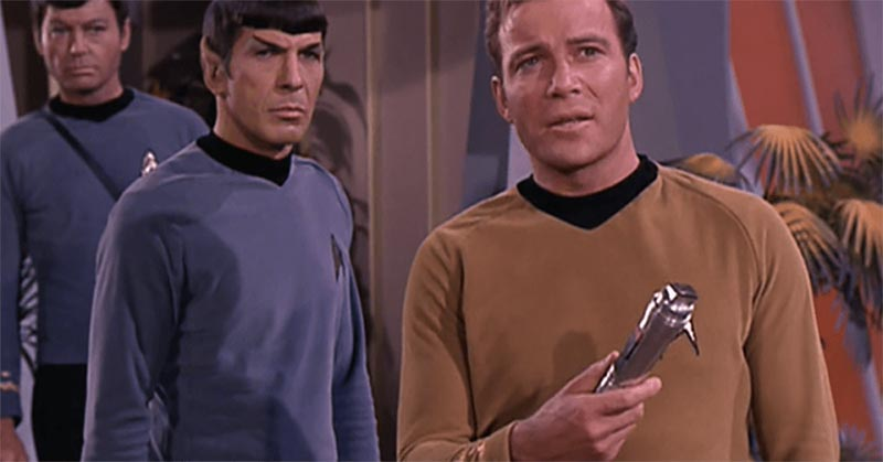 Star Trek's universal translator: when fiction envisions the future.