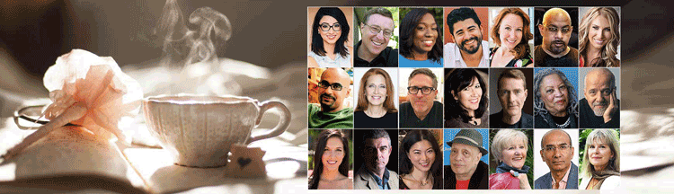 A few of the thousands of authors you can discover at BingeBooks.